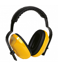 Casque anti-bruit confort Max 400 jaune - PROTEGAM