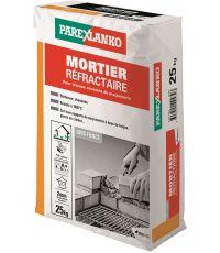 Mortier réfractaire 25kg - PAREXLANKO