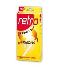 Picots Répulsifs Pigeons - RETRO