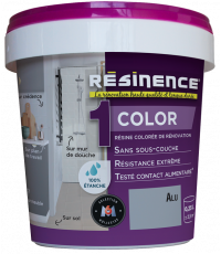 Résine Décorative Multisupport Alu 250 ml -  RESINENCE