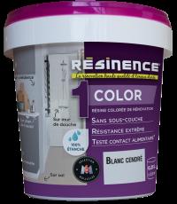 Résinence Color - Résine Décorative Multisupport Blanc Cendré 250 ml