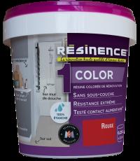 Résine Décorative Multisupport Rouge 250 ml - RESINENCE