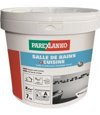 Colle carrelage en pâte salle de bain & cuisine 7 kg - PAREXLANKO