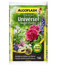 Terreau Universel 16L - COMPO AGLOFLASH