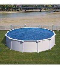 Bâche de protection pour piscine acier Ø3.00m - 180µ - GRE