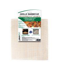 Grille BBQ rectangulaire découpable 40x36 cm - DURANDAL SELECTION