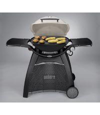 Barbecue à gaz Q3000 titanium - WEBER