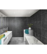 Revêtement PVC Element Premium (Sans colle) - Ardoise Dark Slate - GROSFILLEX