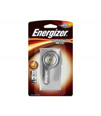 Lampe de poche compact et design LED métal 2AA - Energizer