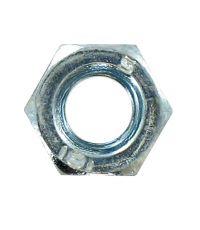 Ecrou hexagonal ∅12 acier zingué par 5 - B RESIST
