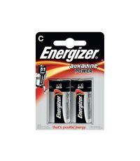 piles alcalines Power C LR14- Energizer