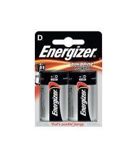 piles alcalines Power D LR20 - Energizer