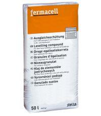 Granules d'égalisation fermacell 50L