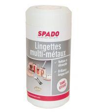 lingettes multi métaux - SPADO