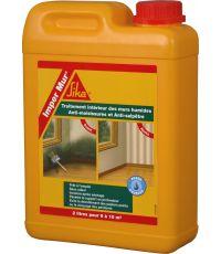 Résine en phase aqueuse pour traitement intérieur des murs humides IMPER MUR 2 L