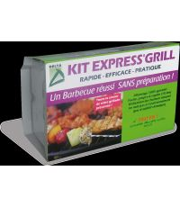 Allume barbecue Kit express grill - DELTA