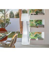 LADY W150 lampadaire blanc secteur