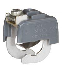 Connecteur de mise à la terre pour canalisation ø12 à 16 mm - LEGRAND