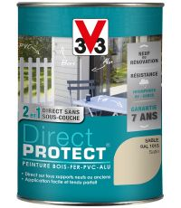 Peinture multi-supports direct protect satin 1.5L sable  - V33