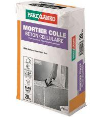 Mortier colle béton cellulaire 20kg - PAREXLANKO