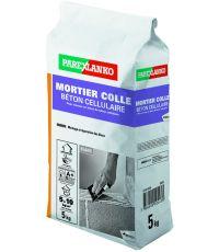 Mortier colle béton cellulaire 5kg - PAREXLANKO