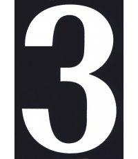 """Numéro de rue """"3"""" - CHAPUIS"""