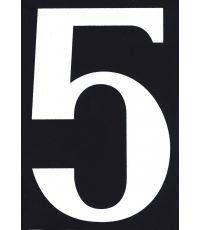 """Numéro de rue """"5"""" - CHAPUIS"""