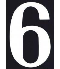 """Numéro de rue """"6"""" - CHAPUIS"""