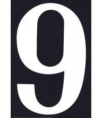 """Numéro de rue """"9"""" - CHAPUIS"""