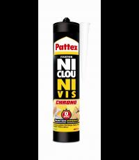 Colle Ni clou Ni vis cartouche 96g - PATTEX