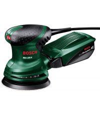Ponceuse excentrique PEC300AE 270W Ø125mm - BOSCH