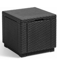 Table cube de rangement - ALLIBERT