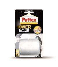 Pattex adhésifs réparation power tape blanc blister 5m - PATTEX