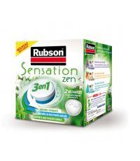 Recharge pour absorbeur d'humidité Sensation 2 Power Tabs 3en1 Jasmin - RUBSON