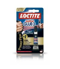 Colle Superglue-3 Power Flex 3gr - LOCTITE