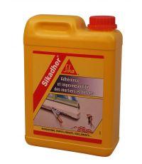 Additif pour adhérence et étanchéité des mortiers - 2L - SIKADHER
