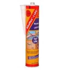 Mastic colle multi usages flex 11fc+ gris béton 300 ml - SIKA