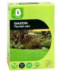 Gazon terrain sec 1 kg - B GREEN