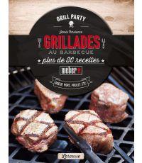 Livre de recettes : Grillades au barbecue - WEBER