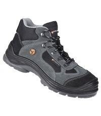 Chaussure sécurité haute Phoenix S1P gris T.44 - GERIN