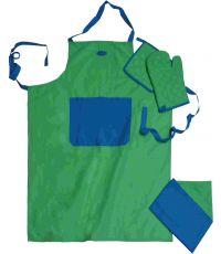 Set de cuisson vert et bleu - DELTA