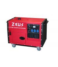 Groupe électrogène essence 6000W démarrage électrique - ZEUS
