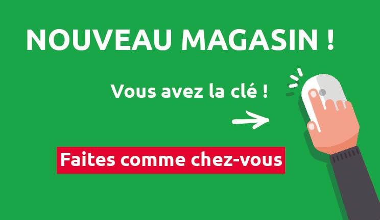 Accédez au rayon Mr Bricolage Réunion