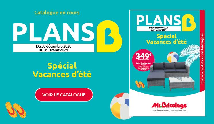 Consultez le catalogue Mr Bricolage Réunion